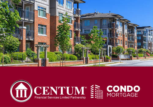 Centum Financial Services Announces Manitoba's First Mortgage Program for Condominiums